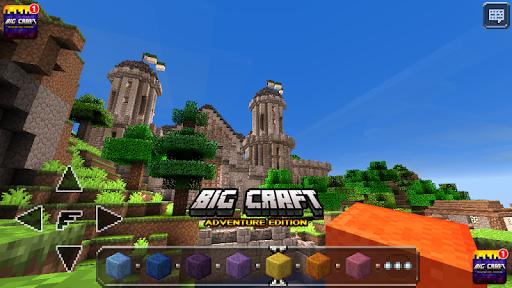 Big Craft Building Crafting Games 7.2.2 screenshots 4