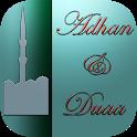 Adhan and Duaa icon