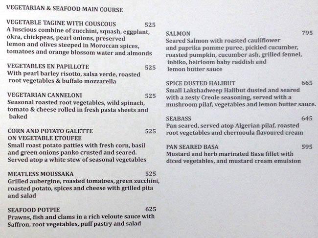 Olive Beach menu 6