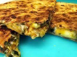 Spicy Pecan And Smoked Chicken Quesadilla