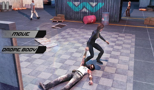 Agent Kim 007 - Stealth Game 1.2 screenshots 3