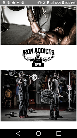 android Iron Addicts Gym Miami Screenshot 0