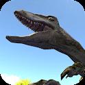 Dinosaur Attack 3D icon
