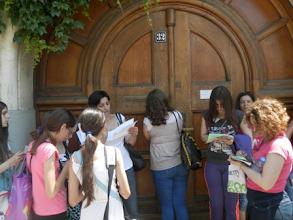 Photo: Зграда Првог београдског певачког друштва (ПБПД)