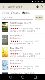 Goodreads Screenshot 5