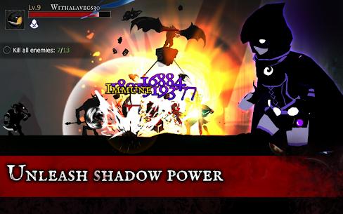 Shadow of Death: Stickman Fighting – Dark Knight 1.26.0.5 5