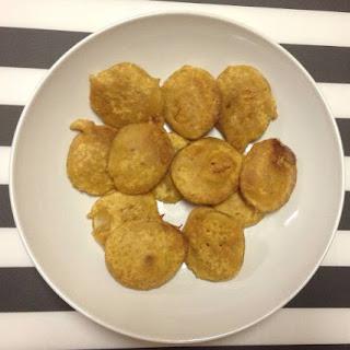 Aloo Pakora or Potato Bajji or Potato Fritters.