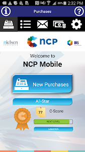 NCP Mobile screenshot 0