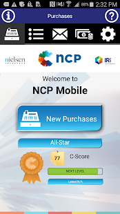 NCP Mobile- screenshot thumbnail