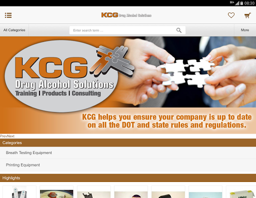 玩購物App|KCG-Drug Alcohol Solutio免費|APP試玩