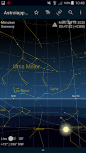 Astrolapp Live Planets Apk and Sky Map 2