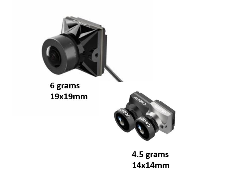 icro FPV digital camera for Caddx Vista and DJI systems