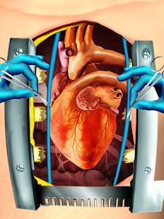 11 Open Heart Surgery Simulator App screenshot