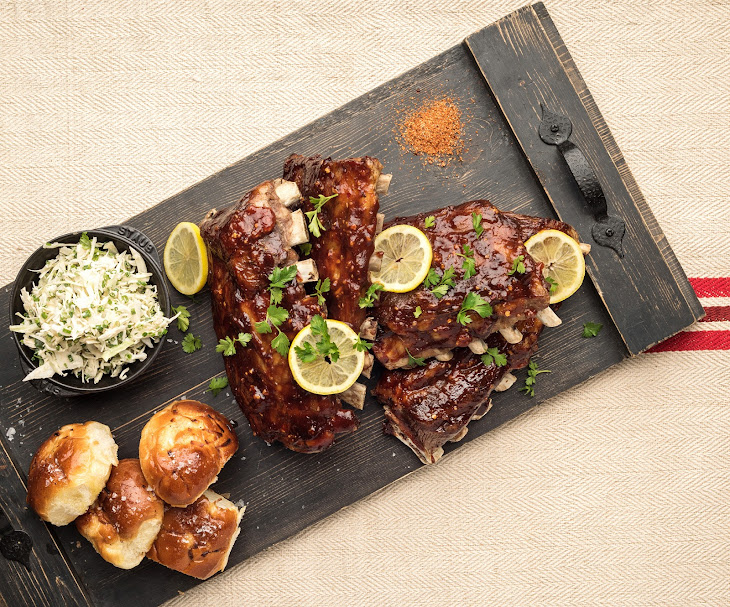Oven-Roasted Back Ribs Recipe