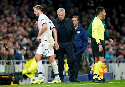 Eric Dier poursuivi pour son altercation avec un supporter en Coupe d'Angleterre