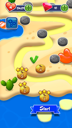 Jelly Candy Match 3 Puzzle  screenshots 3