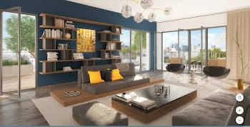 Appartement 3 pièces 79,9 m2
