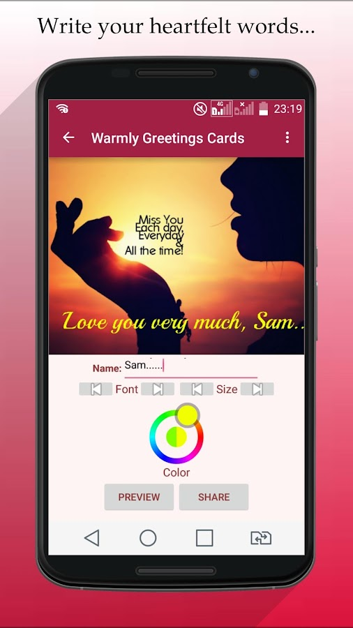 Greeting Cards All Occasions!!- screenshot