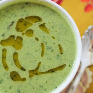 Kale & Artichoke Soup.