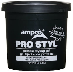 Ampro Pro Styl Protein Styling Gel - Super Hold, 5lb