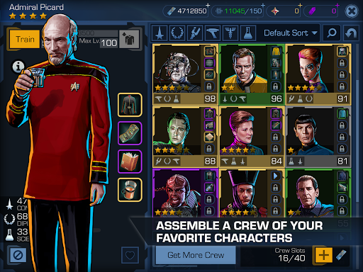 Star Trek Timelines 4.0.1 screenshots 9