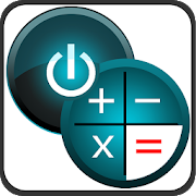 FlashCalc __ Flashlight + Calculator