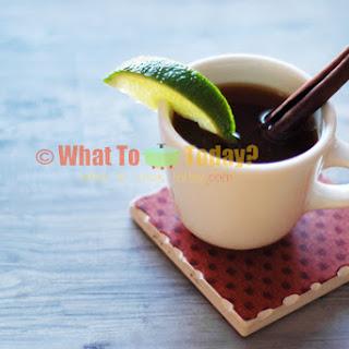 BANDREK / INDONESIAN WARM SPICED DRINK