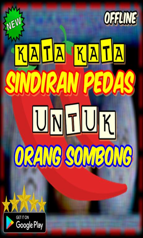 Download Kata Sindiran Pedas Untuk Orang Sombong Apk Latest