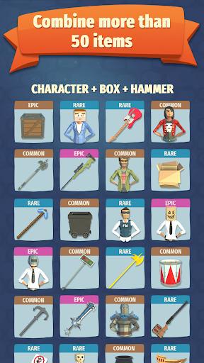 Get over PvP: Hammer & Box 0.0.35 screenshots 7