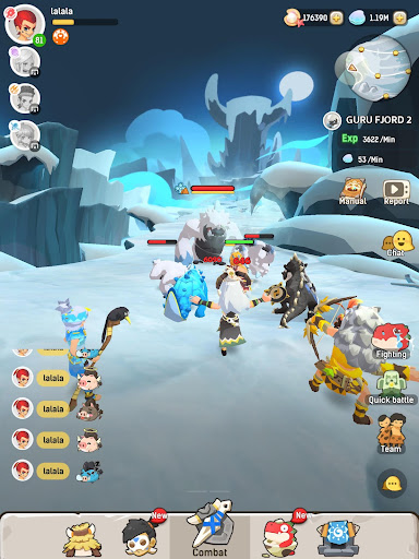 Ulala: Idle Adventure apkmr screenshots 7