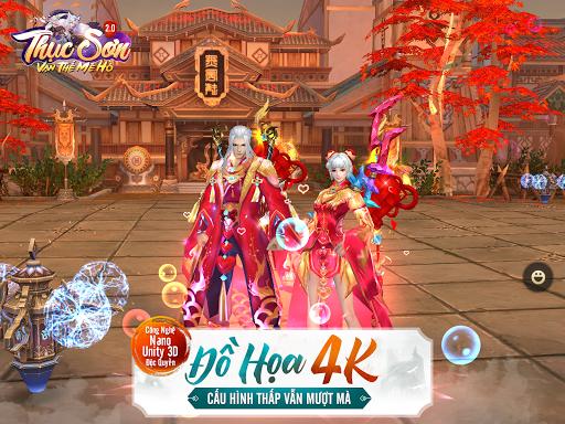 Thục Sơn 2.0 - Vạn Thế Mê Hồ apklade screenshots 2