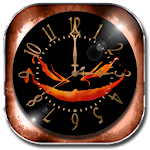 Halloween Wallpaper Clock Apk