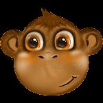 Shake The Monkey Icon