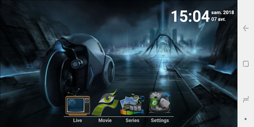 Proton Iptv Pro2 1.0 screenshots 2