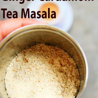 Ginger Cardamom Tea Masala