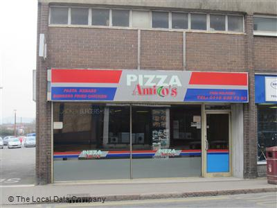Pizza Amigos On Bath Street Fast Food Takeaway In
