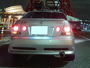 アルテッツァ  Wiseセレクション2001年10月AS200AT モデリスタクオリタートis仕様のカスタム事例画像 こうたさんの2020年10月09日20:55の投稿