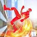 Light Speed hero: Crime Simulator: superhero games icon