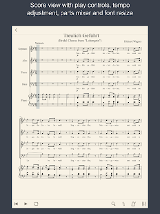 MuseScore Songbook- screenshot thumbnail