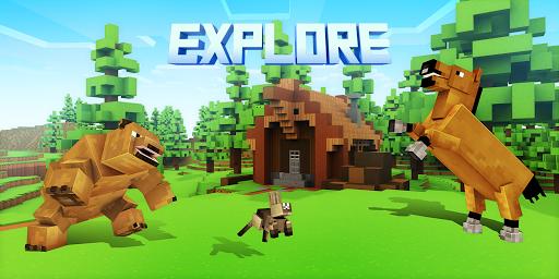 Craftium: Exploration & Survival 1.0.6 screenshots 2