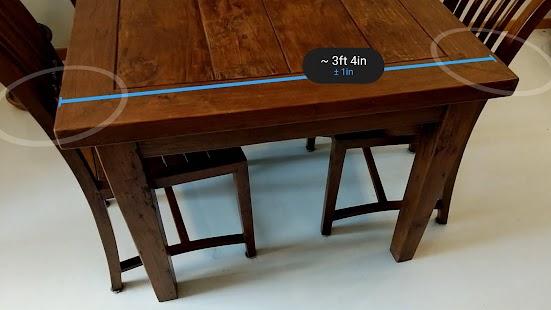 Measure - quick, everyday measurements Screenshot