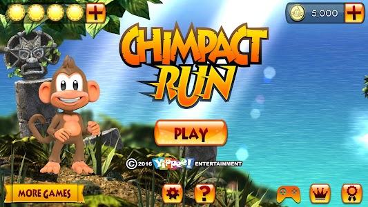 Chimpact Run (Pay Once No-IAP) v1.07.20.1 Mod Money