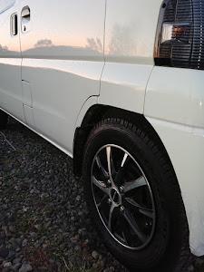NV100クリッパー  4WD  GL  24年式ののカスタム事例画像 ジンケさんの2018年10月19日17:20の投稿