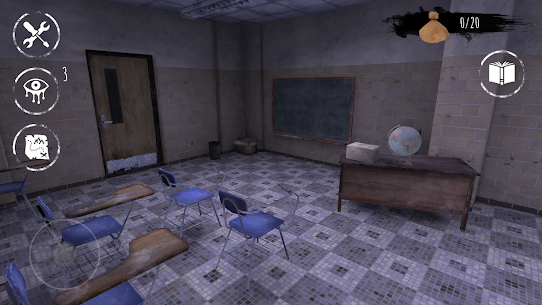 Eyes: Scary Thriller – Creepy Horror Game 1
