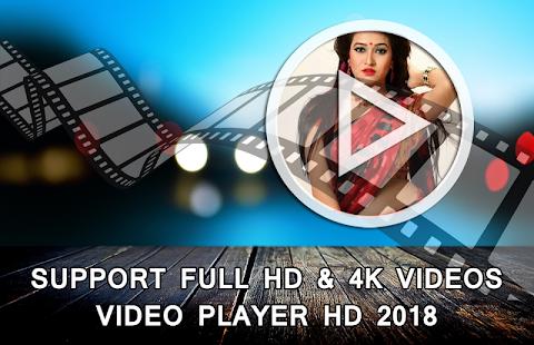 Bhojpuri Video Player : HD VIdeo Player 2018 - náhled