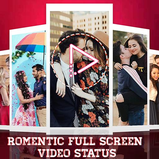 Romantic Full Screen Video Status - Lyrical Videos