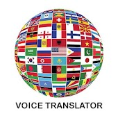Voice Translator - Speak and Translate 7 languages