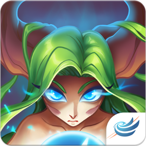 LightSlinger Heroes: Puzzle RPG Icon