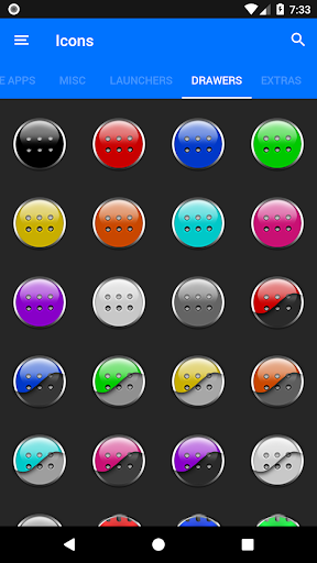 Oreo Icon Pack u2728Freeu2728 Screenshots 8
