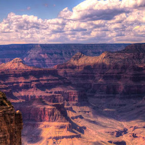 Grandest Canyon by Bob Barrett - Landscapes Mountains & Hills